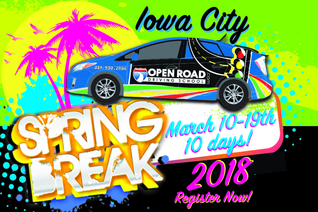 17 RYL SLDR Spring Break 2018 Regiser Now 2