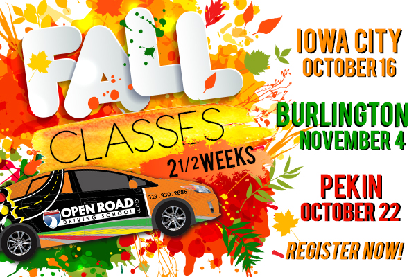 17 RYL SLDRS Fall Classes Register Now