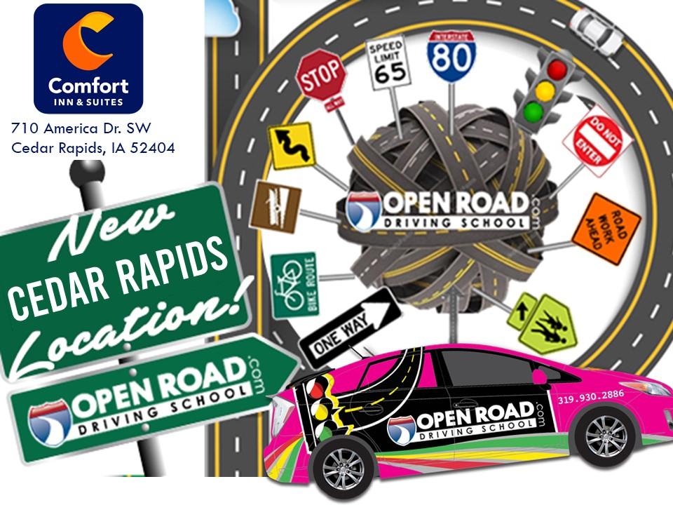 20 New Location Cedar Rapids RYL SLDR
